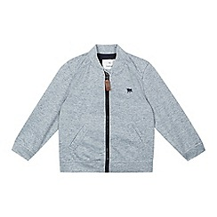 J by Jasper Conran - Boys' pale blue bomber jacket