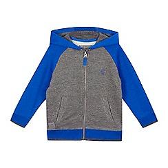 RJR.John Rocha - Boys' bright blue hoodie
