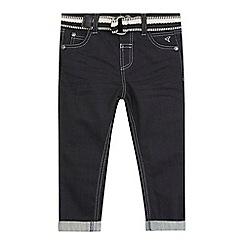 RJR.John Rocha - Boys' black belted jeans