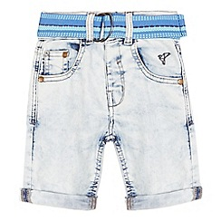 RJR.John Rocha - Boys' blue denim shorts