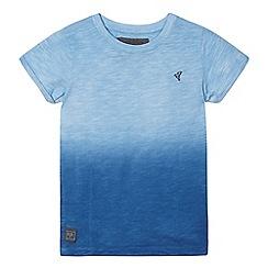 RJR.John Rocha - Boys' blue dip dye t-shirt