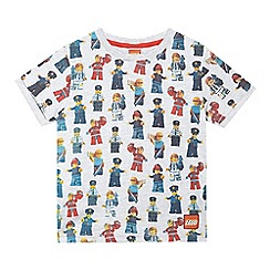 LEGO - Boys' grey 'LEGO' t-shirt