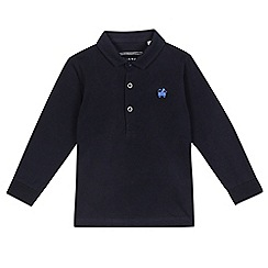 bluezoo - Boys' navy polo shirt