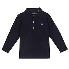 bluezoo - Boys' navy polo shirt