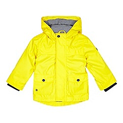 J by Jasper Conran - Boys' yellow raincoat