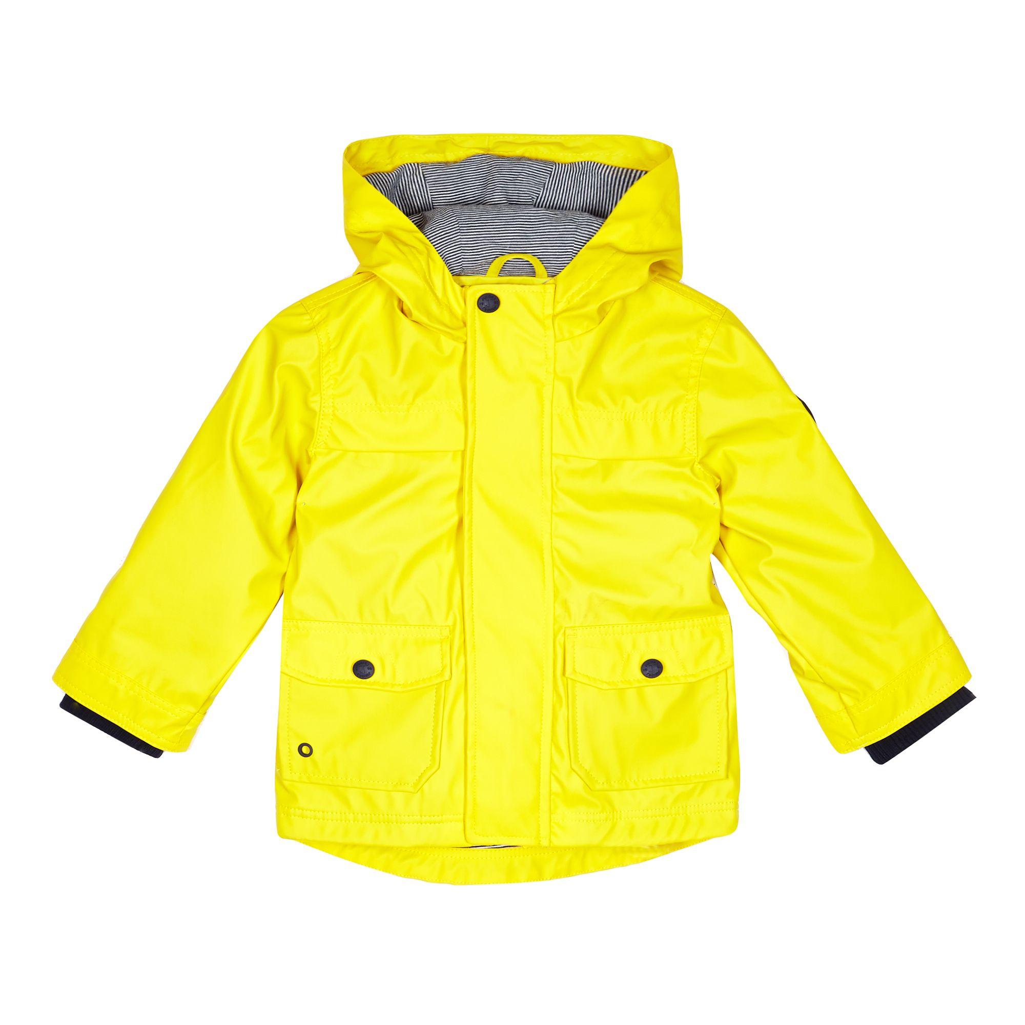 J By Jasper Conran Kids Boys' Yellow Raincoat From ...  J By Jasper Con...