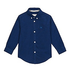 J by Jasper Conran - Boys' blue denim shirt