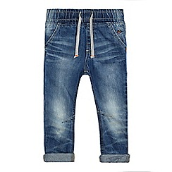 Mantaray - Boys' blue mid wash jeans