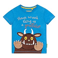 The Gruffalo - Boys  blue 'Gruffly' t-shirt