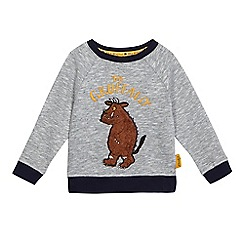 The Gruffalo - Boys  grey 'Gruffalo' sweatshirt