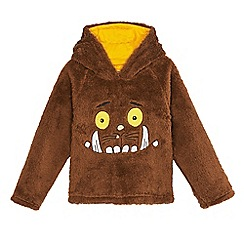 The Gruffalo - Brown 'Gruffalo' fleece jumper
