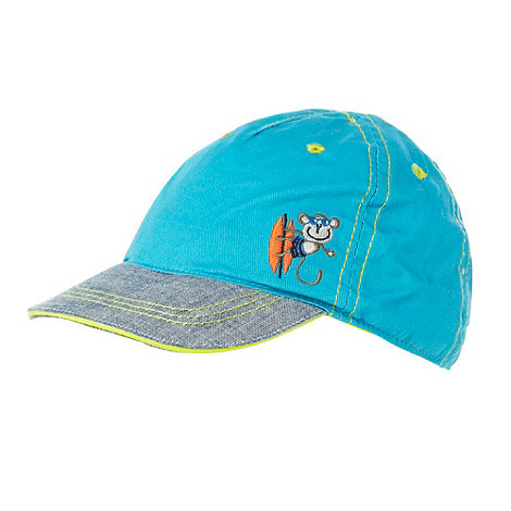 bluezoo - Boy+s pack of two fisherman hat and cap