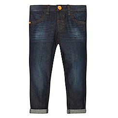 bluezoo - Boys' blue mid-wash jeans