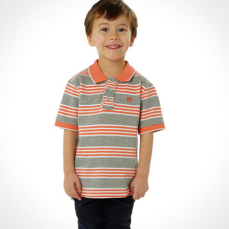 bluezoo - Boy+s multi short sleeved polo top
