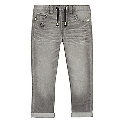 bluezoo - Boys' grey jogger jeans
