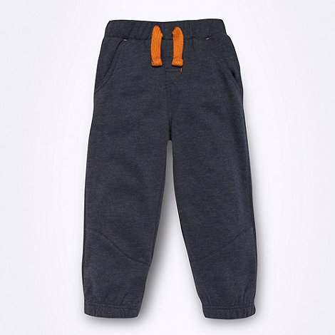 bluezoo - Boy+s navy jogging bottoms