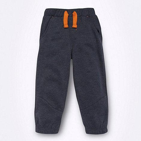 bluezoo - Boy+s navy jogging bottoms