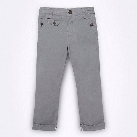 J by Jasper Conran - Designer boy+s grey chinos