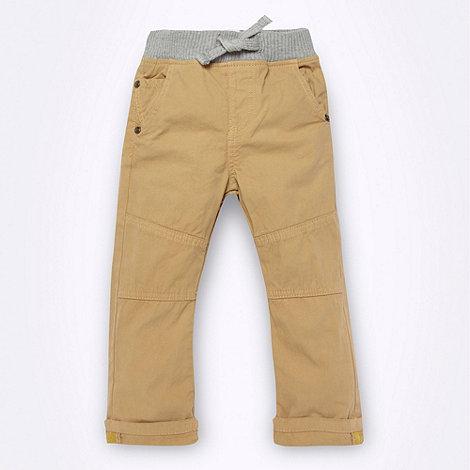 RJR.John Rocha - Designer boy+s stone casual trousers