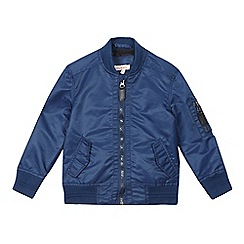 bluezoo - Boys' navy bomber jacket