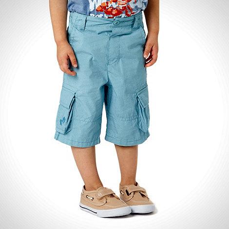 RJR.John Rocha - Designer boy+s blue shorts