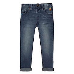 Mantaray - Girls' blue denim jeans