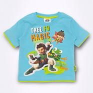 Boy's light blue 'Tree Fu Tom' t-shirt