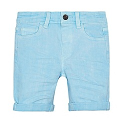 bluezoo - Boys' light blue denim shorts