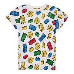 LEGO - Boys' 'Lego' print t-shirt