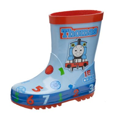 Kids Thomas the tank engine wellies