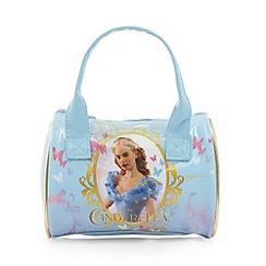 Disney Princess - Girl's light blue 'Cinderella' bowling bag