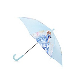 Disney Princess - Girl's light blue 'Cinderella' umbrella