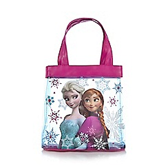 Disney Frozen - Girl's white 'Frozen' tote bag