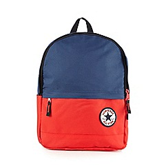 Converse - Boys' navy 'Chuck Taylor' backpack