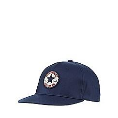 Converse - Boy's navy 'Chuck Taylor' baseball cap