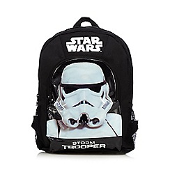 Star Wars - Boy's black 'Star Wars' backpack