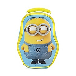 Despicable Me - Light blue Minions lunch bag