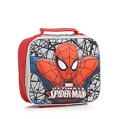 Spider-man - Boy's red 'Spider-Man' lunch bag