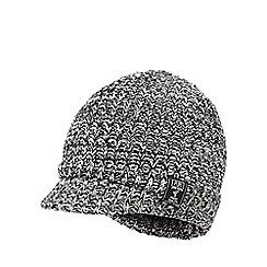 RJR.John Rocha - Boys' grey peaked hat