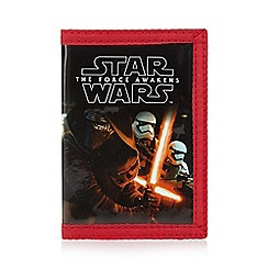 Star Wars - Boys' black 'Star Wars' wallet