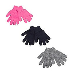 bluezoo - Pack of three girls magic gloves