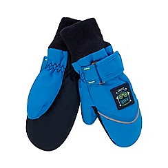 Baker by Ted Baker - Boys' bright blue mittens
