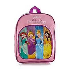 Disney Princess - Pink 'Disney princess' backpack