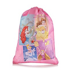 Disney Princess - Pink 'Disney princess' trainer bag