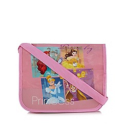 Disney Princess - Pink 'Disney princess' messenger bag