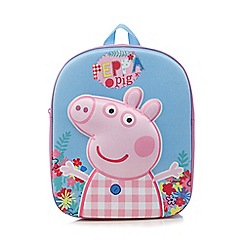 Peppa Pig - Pink 'Peppa Pig' backpack
