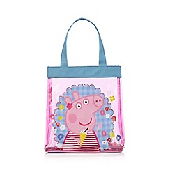Peppa Pig - Pink 'Peppa Pig' tote bag