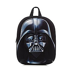 Star Wars - Boys' black 'Star Wars' backpack