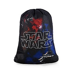 Star Wars - Black 'Star Wars' print trainer bag