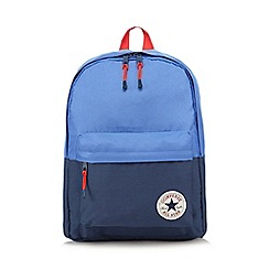 Converse - Boys' blue 'All Star' backpack